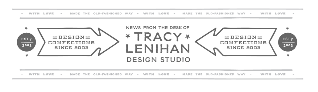 Tracy Lenihan Design Blog