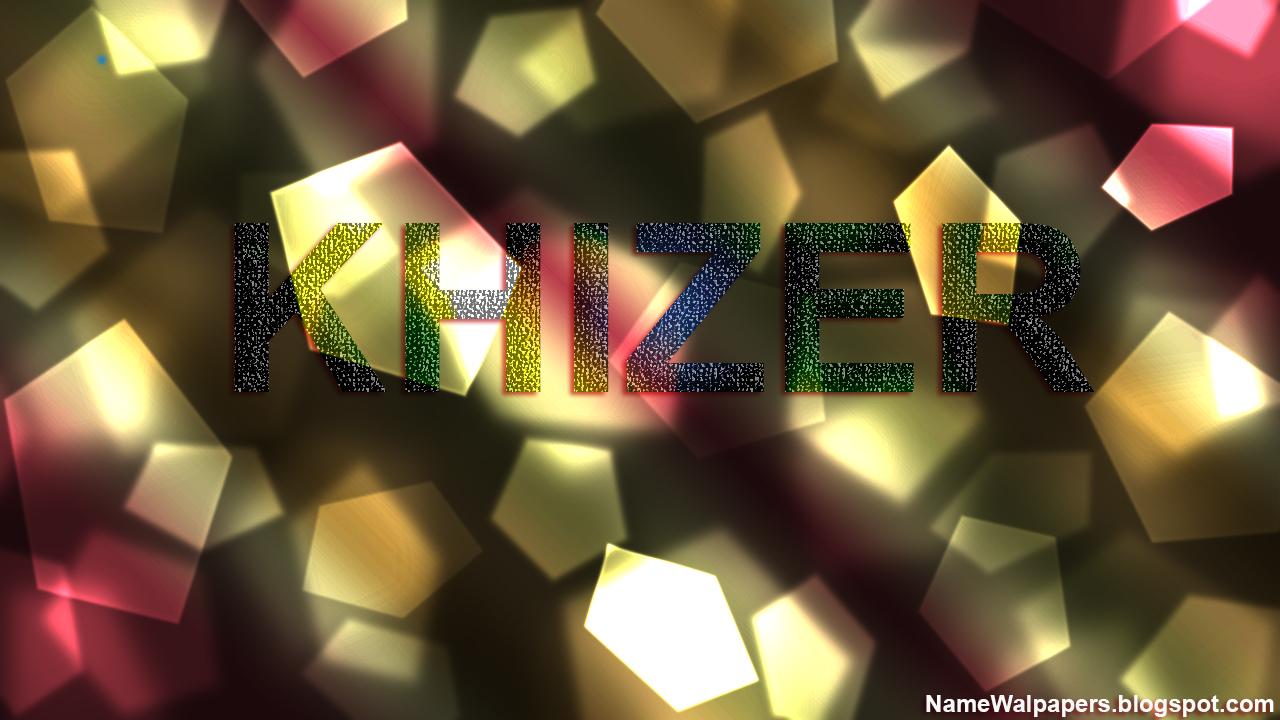 N Name Logo Wallpaper Khizar Name Wallpapers...