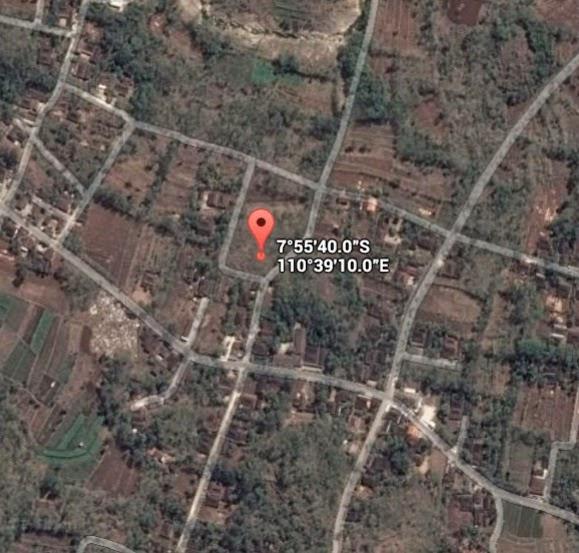 Koordinat Lokasi Situs Megalitikum Gunungbang_siparjo.com