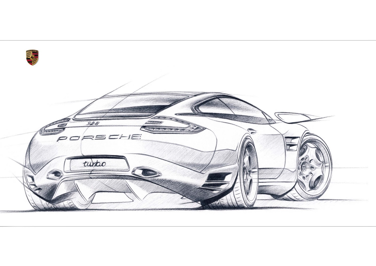 1000 images about free hand automotive sketches on for Coupe architecture
