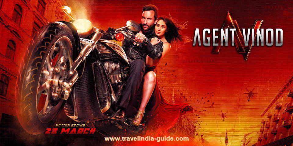 Agent Vinod Full Movie Online Dailymotion