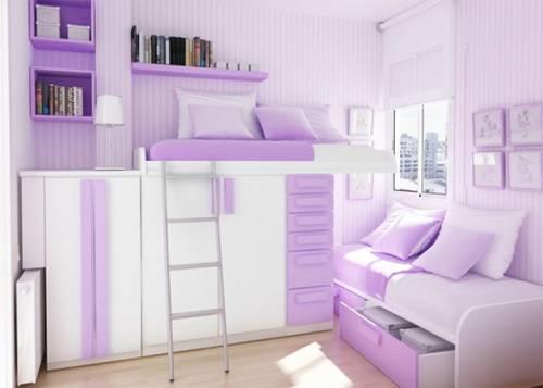 Décoration Chambre Pour Fille Maison Decorative Tout Decor - Comment decorer une chambre de fille
