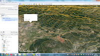 Contour Lines for Googel Earth (KML-Format) are now available!