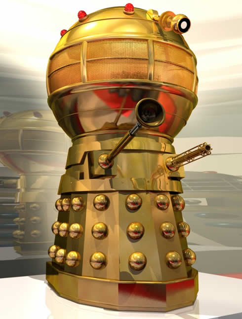 Dalek mutant