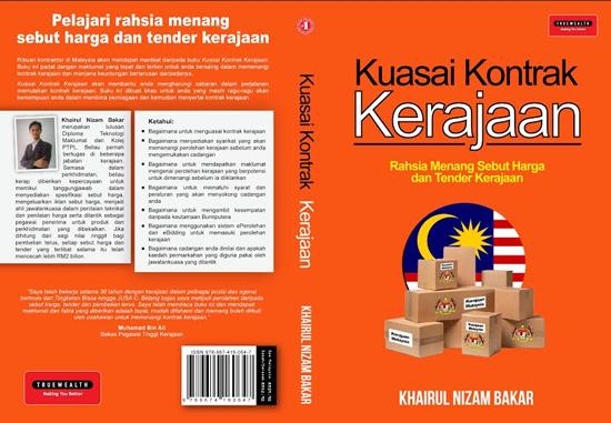 Beli Online Buku Kuasai Kontrak Kerajaan
