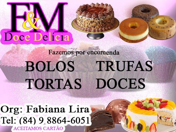 F&M Doce Delícia
