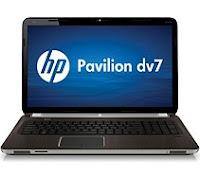 HP Pavilion dv7-6c90us laptop