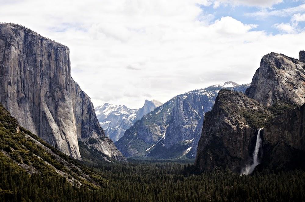 Parque Nacional de Yosemite – Estados Unidos