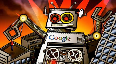 Gigante Google dominando