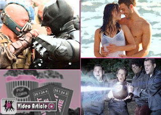 Box Office: 'The Dark Knight Rises' Easily Retains Top Spot » Gossip | The Dark Knight Rises