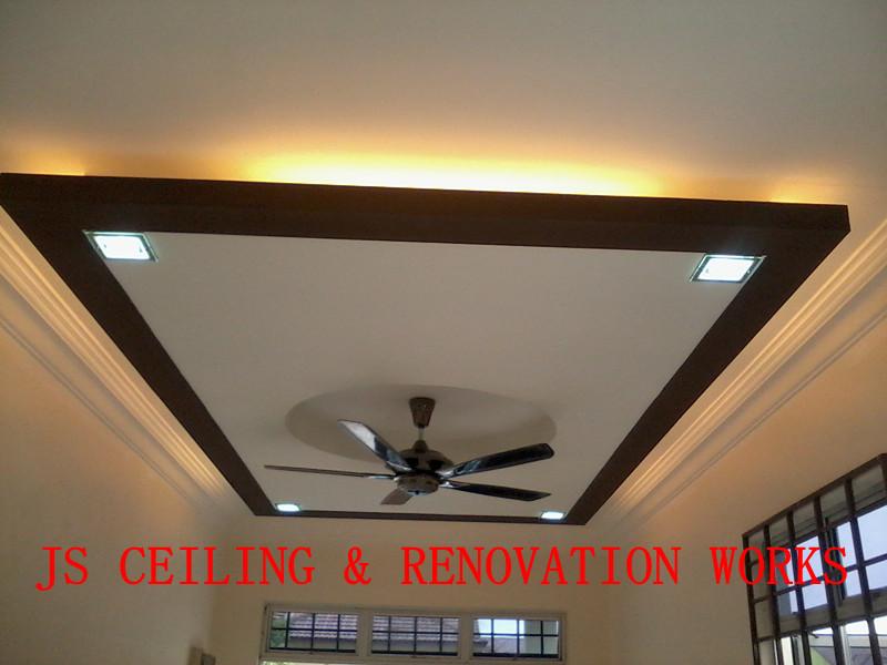 Plaster Ceiling With Fan Design Joy Studio Design