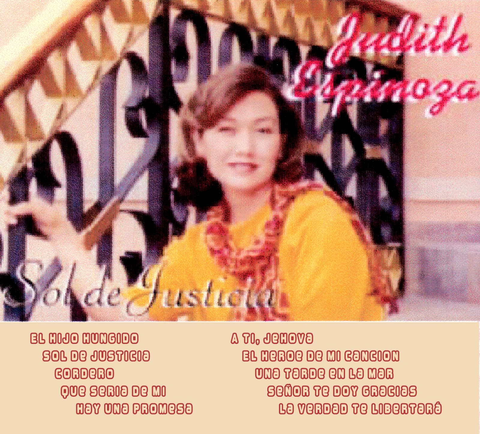 Judith Espinoza-Sol De Justicia-