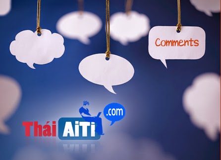 Kinh nghiệm: Phản hồi khi Comment Blogspot