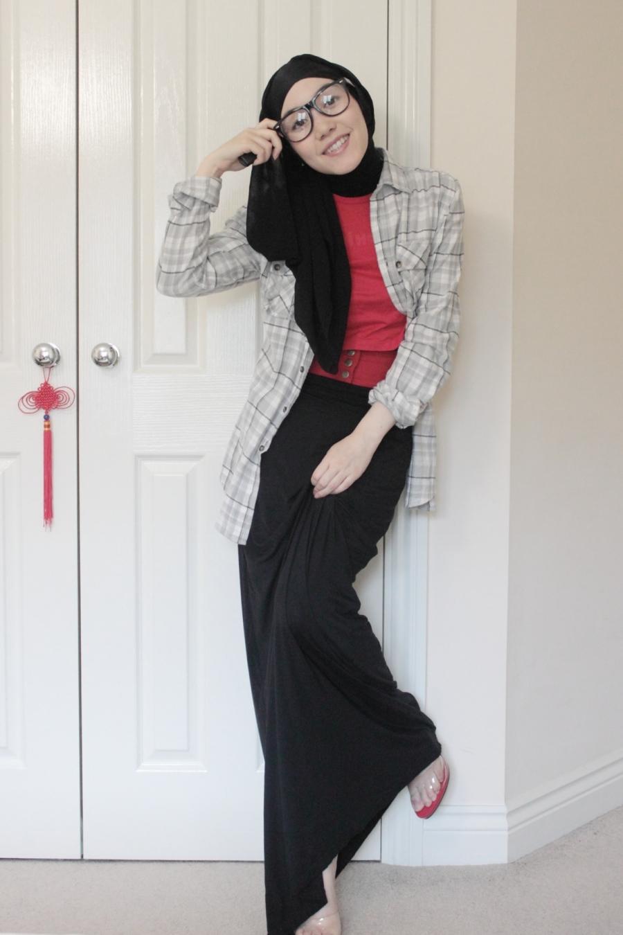 Naning sugita my fashion icon hana tajima simpson Hijab fashion style hana tajima