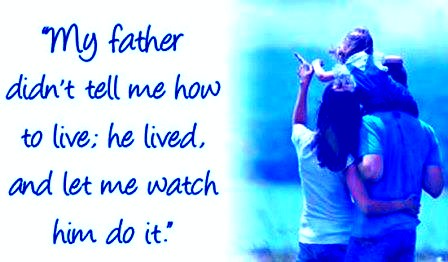 Father's Day 2015- Fathers Day Message, SMS in English & Hindi