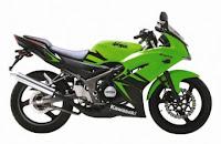 Kawasaki Ninja RR 150 Facelift 2012