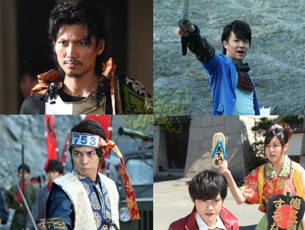 Kamen Rider Gaim Cast The Official Kamen Rider Gaim