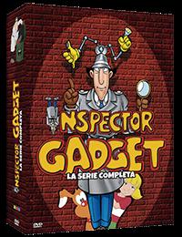 ¡La serie completa en DVD!