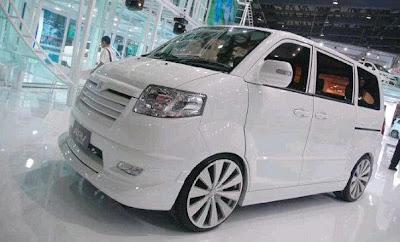 Promo Mobil Lebaran 2013