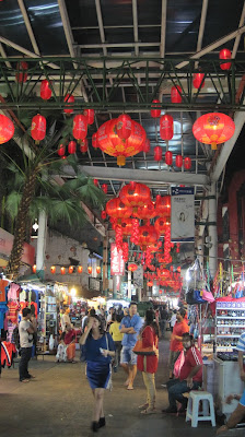 Petaling Streen -Barrio Chino- Kuala Lumpur (Malasia)