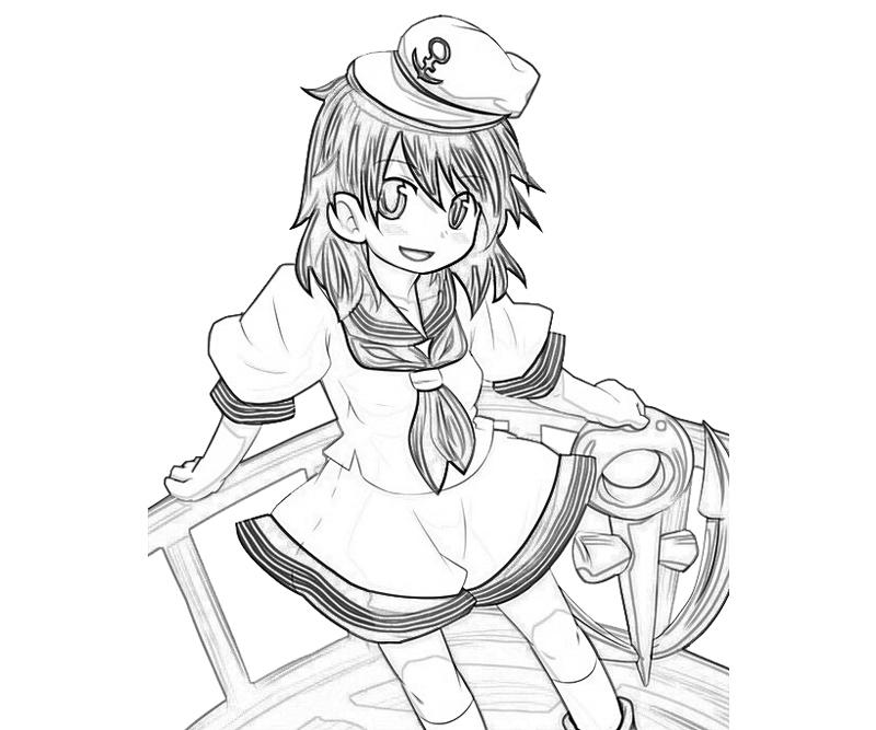 minamitsu-murasa-marine-coloring-pages