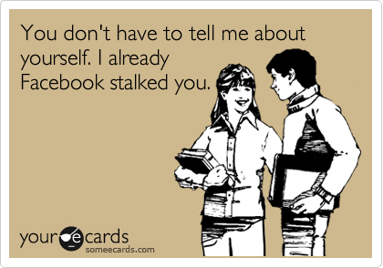 your top stalkers on facebook