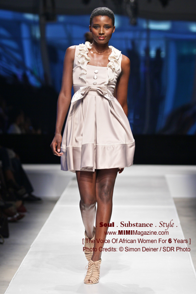 Mimi Magazine The Editor 39 S Blog Sober South Africa Fashion Week 2011 Summer Collection