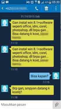 Jasa Instal Ulang OS Windows Dan Linux Tangerang primasaja.com