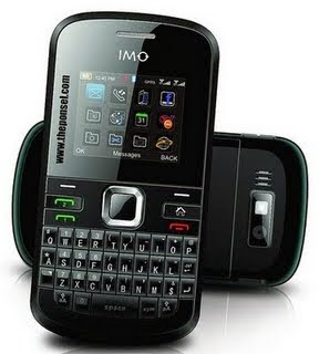 Spesifikasi Hp Imo B369 - Black