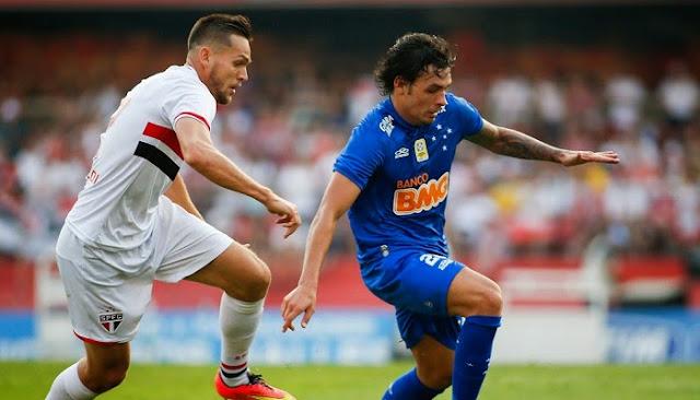 Sao Paulo vs Cruzeiro en vivo
