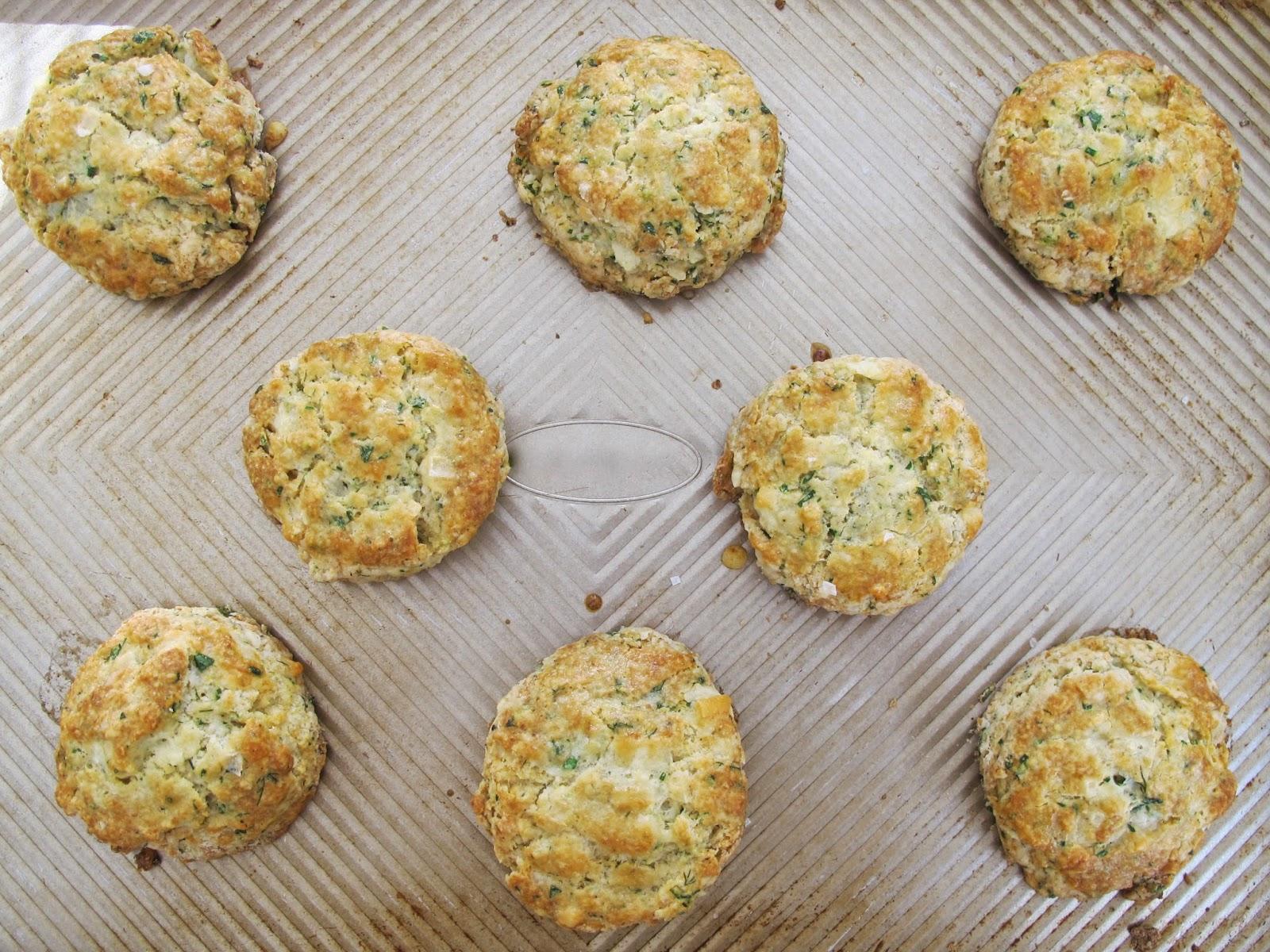 Cheddar Herb Biscuits