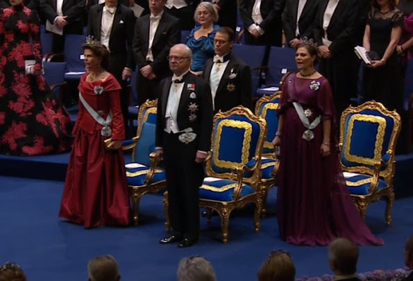 Crown Princess Victoria of Sweden and Prince Daniel, Prince Carl Philip and Princess Sofia, Princess Madeleine and Christopher O'Neill