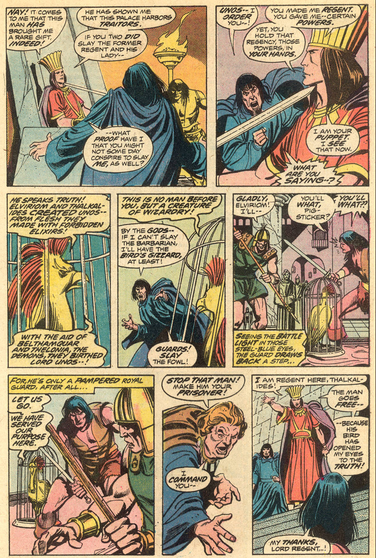Conan the Barbarian (1970) Issue #51 #63 - English 6