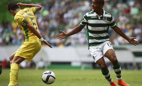 Sporting CP 1 x 1 Paços Ferreira - Campeonato Português 2015/16