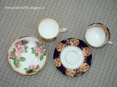 Royal York Royal Abert Antique Tea Cup Collection