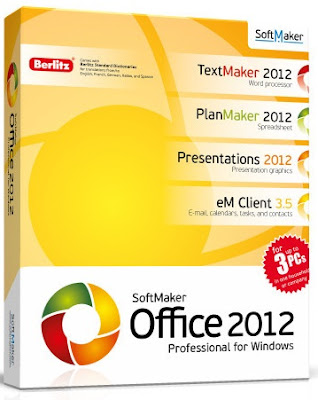 download SoftMaker Office Professional 2012 rev650 Multilanguage Portátil Programa