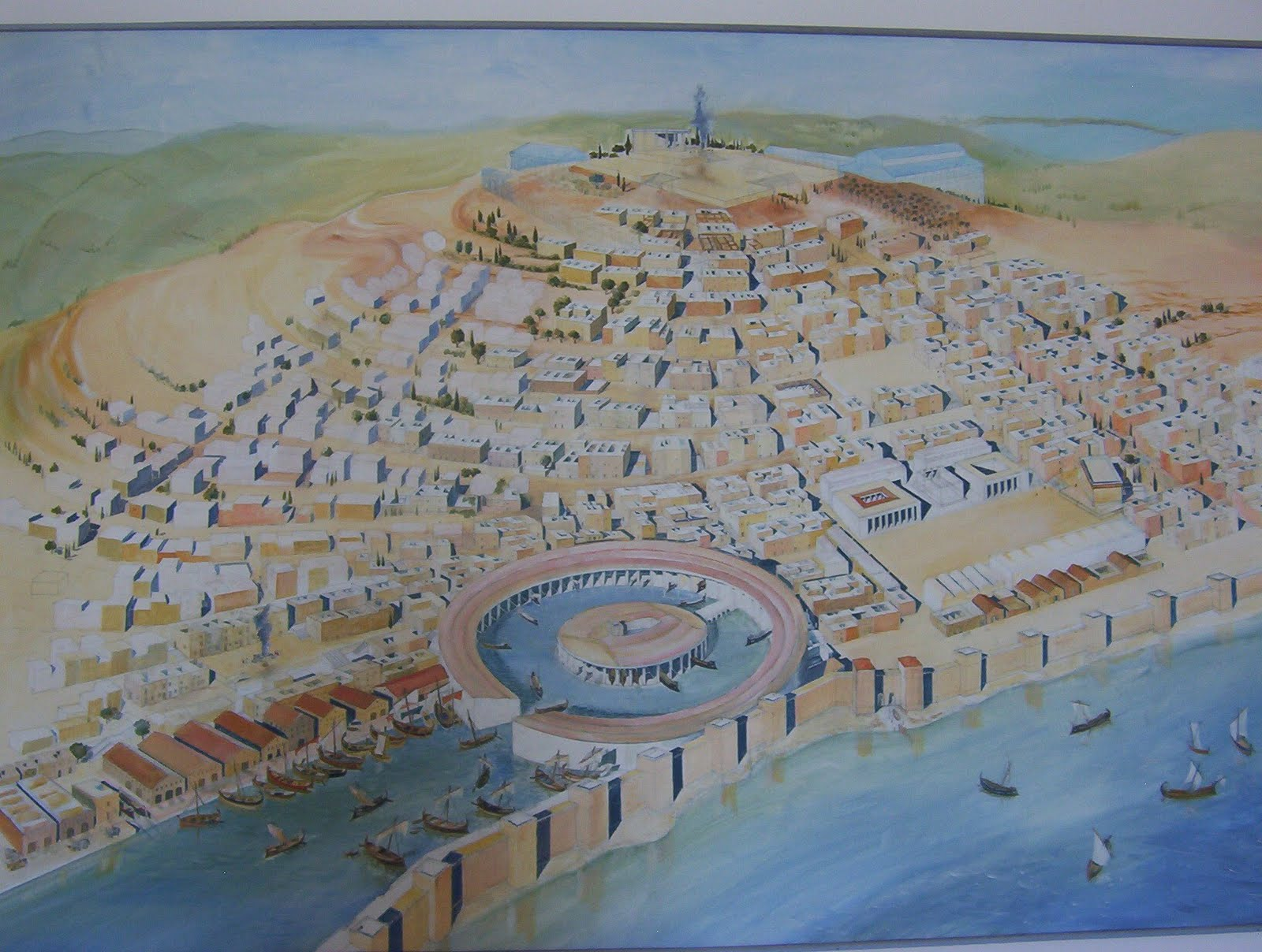 Essay-eh: Carthage then and now