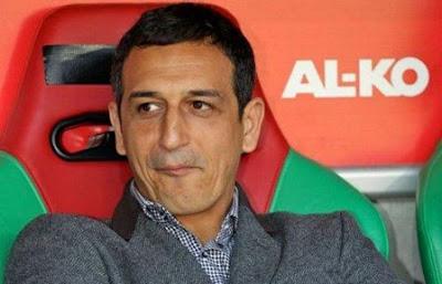 St. Pauli tem um novo diretor.