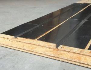 Plancher chauffant 2 en 1 osb par Caleosol