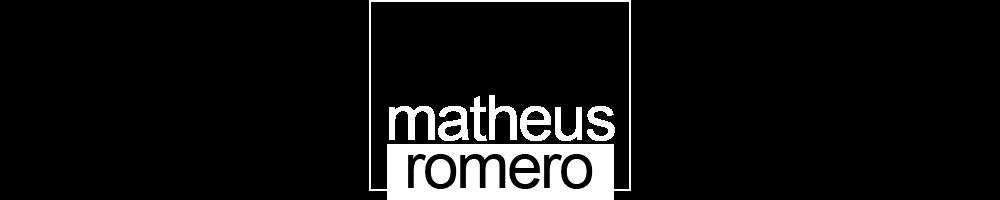 Hey! Bem Vindo! -Matheus Romero