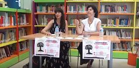 """Marian Giménez: Presentación libro """"De brujas y revoluciones"""" en Villaverde"""