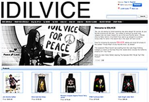 IDILVICE fashion online shop!