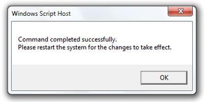 make Windows 7 Genuine using Command Prompt