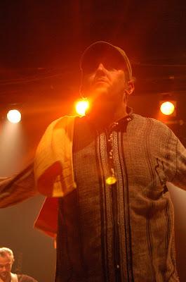 Dub incorporation, reggae madrid, sala heineken