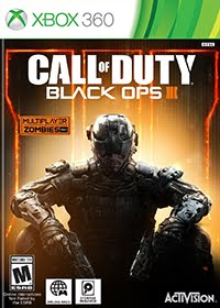 Call of Duty Black ops 3 (SOLO MODO MULTIJUGADOR, NO TIENE MODO HISTORIA)