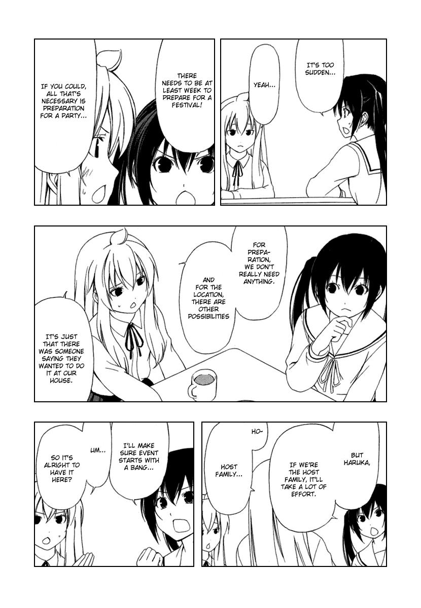 Minami-ke - Chapter 45