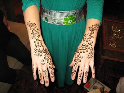 Arabic Mehndi Patterns S : Mehndi images free