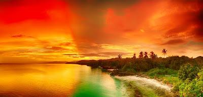 Hermoso amanecer - Sunset at Filipinas