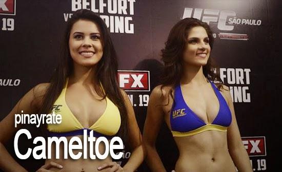 UFC Brazil Ring Girls