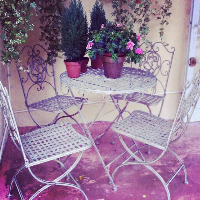 muebles vintage provenza